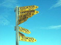 Travel everywhere!