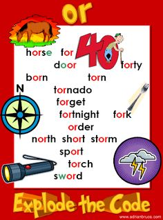 or words phonics - Google Search