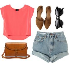 """""""Out"""" on Polyvore"""
