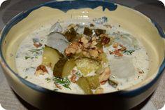 Tarator - cea ma racosoasa supa la Miercurea fara carne Potato Salad, Potatoes, Meat, Chicken, Ethnic Recipes, Food, Potato, Essen, Meals