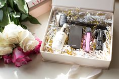 Jouer Le Matchbox subscription box delivers full sized products custom matched to your skin tone