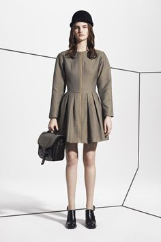 Opening Ceremony Pre-Fall 2013 Fashion Show - Hirschy Hirschfelder