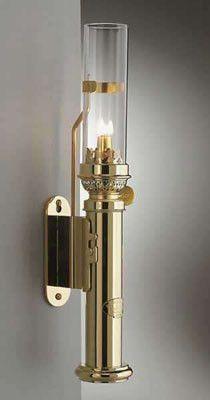Sorensen Passenger Lamp is a non gimballing lamp often found in century trains and ships cabins. Vintage Lamps, Vintage Lighting, Light Fittings, Light Fixtures, Antique Hurricane Lamps, Gas Lanterns, House Furniture Design, Gas Lights, Kerosene Lamp
