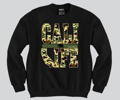 Cali Life Green Camo