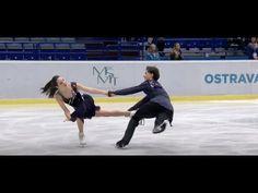 2016 ISU Junior Grand Prix - Ostrava - Free Dance  Lorraine MCNAMARA / Q...