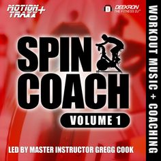 Spin Coach with Gregg Cook!