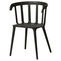 IKEA PS 2012 Armlehnstuhl - schwarz - IKEA