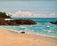 Original Seascape Painting by Liam Murphy Hawaiian Coffee, Kona Coast, Beach Relax, Hawaii Life, International Artist, Abstract Styles, Big Island, Art Day, Art Gallery