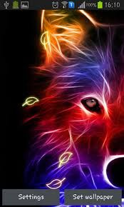 Wolf - fantastic live wallpapers with esoteric wolf. The app has creaseless motion graphics, reacts taps, has easy-to-use settings and is power saving. Wallpaper Please, Wallpaper S, Free Android Wallpaper, Sea Ice, Wolf Spirit, Live Wallpapers, Motion Graphics, Neon Signs, Abstract