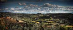 """La Toscana """"regina"""" degli agriturismi. Merito del paesaggio ma anche del buon cibo e dei buoni vini"""