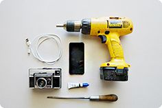 Turn an Old Camera Into a Retro-tastic Phone Dock! | Photojojo
