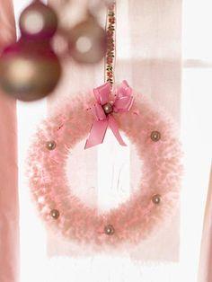 Inspiração Inesperada - Decoração, DIY, Lifestyle e outras inspirações...: Pink Christmas