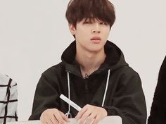 Jimin is judging the hell out of you! #jimin