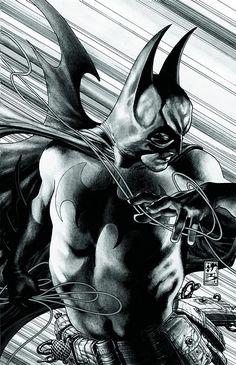 Simone Bianchi - Batman