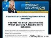 Wedding Decorations Business