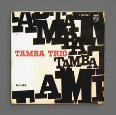 Tamba trio #albumCover #design #inspiration #music