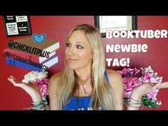 Booktuber Newbie Tag - YouTube