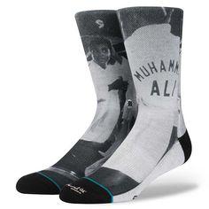 #FashionVault #stance #Men #Accessories - Check this : Stance Muhammad Ali L MUHAMMAD ALI Socks for $ USD