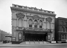Odeon Cinema, Upper Street, Islington Jan 1937. John Maltby via English Heritage