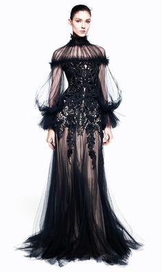 Alexander McQueen Haute Couture 2015 | Visit alexandermcqueen.com