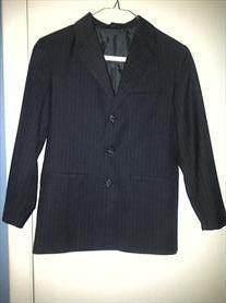 StorkBrokers.com: Boys Size 10 Regular Pinstripe Jacket, $25.00