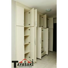 Tall Cabinet Storage, Locker Storage, Wardrobes, Closets, Lockers, Furniture, Home Decor, Armoires, Cupboards