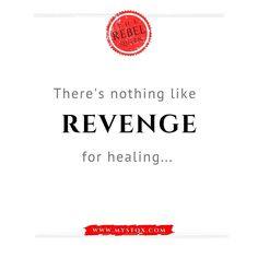There's nothing like -- REVENGE -- for healing. It's Wicked Wednesday folks 🖤 but as I was doing this post for a friend. I realized it… I Am Done, Revenge, Rebel, Wednesday, Wicked, Hate, Poems, Folk, Healing