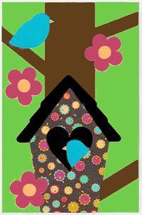Birdhouse SVG Silhouette Cameo Freebies, Silhouette Projects, Bird Silhouette, Silhouette Portrait, Silhouette Studio, Diy Projects To Try, Art Projects, Paper Crafts, Diy Crafts