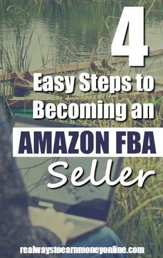 It is really easy to become an Amazon FBA seller. This post shows you how to get started today in just four easy steps, plus resources for more information. via @RealWaystoEarn