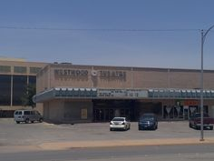 Westwood, Abilene Texas.  Went to the movies here many times growing up,