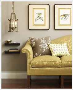Sofas on pinterest tufted sofa coaster furniture and for Camel sofa color scheme