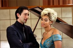 Beyonce & Adrien Brody In Cadillac Records