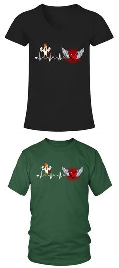 11d9a1b01b0 Chicken t shirt for adults chicken animals lover funny chicken t shirts