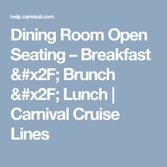 Carnival Cruise Lines American Table Wine List With Prices Per Glass And Per Bottle Cruising
