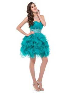 Grace Karin Cocktail Dresses 2016 New Short Turquoise Prom Party Dresses Ball Gowns Robe De Cocktail Special Occasion Dress 6177 Peacock Bridesmaid Dresses, Champagne Bridesmaid Dresses, Prom Dresses 2016, Evening Dresses For Weddings, Women's Evening Dresses, Mermaid Prom Dresses, Prom Party Dresses, Ball Dresses, Ball Gowns