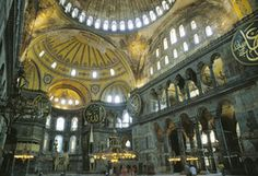 MOSAICS Hagia Sophia