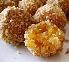 Coconut and Apricot Protein Balls Recipe