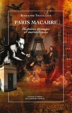 Couverture de Paris macabre