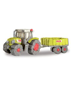Look at this Fun to Play: Tractors Craft Toy Set on #zulily today!