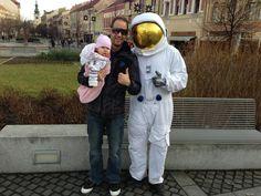 Elkapta egy űrhajós Kirchknopf Gergőt