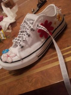 Electric Daisy carnival shoes