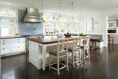 Georgian Style - traditional - kitchen - minneapolis - Streeter & Associates, Renovation Division