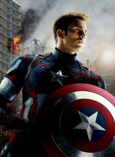 Avengers: Age of Ultron: Steve Rogers