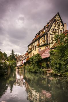 Colmar, Alsace, France  i stayed at this exact place during a visit to the area in 1989ish....