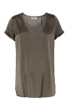 SACK´S Shirt mit Seide  bei myClassico - Premium Fashion Online Shop