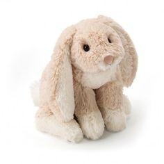 Jellycat Loppy Oatmeal Bunny Medium Poppets
