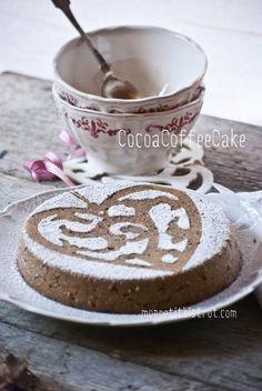 Ingredienti e dosi   180 g. di farina   150 g. di zucchero  2 uova  125 g. di burro  70 ml. di latte intero  2 cucchiaini di caffè liof...