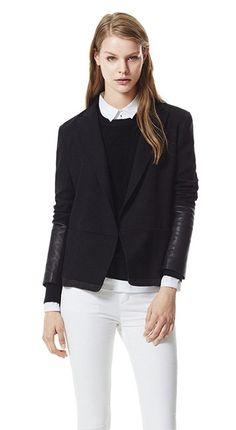 Women's Jacket - Antonito B Classical Blazer - Theory.com