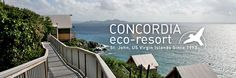 I am really looking forward to the possibility of a mini-vacay this weekend, and at an eco-friendly place like concordia, bring it on!