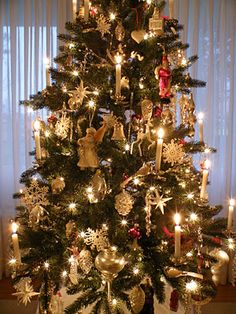 1000 images about german christmas what if on pinterest - Traditional german christmas tree decorations ...